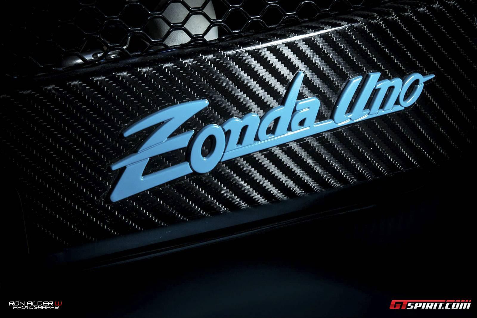 Incredible Pagani Zonda Uno Stuns In Blue - GTspirit