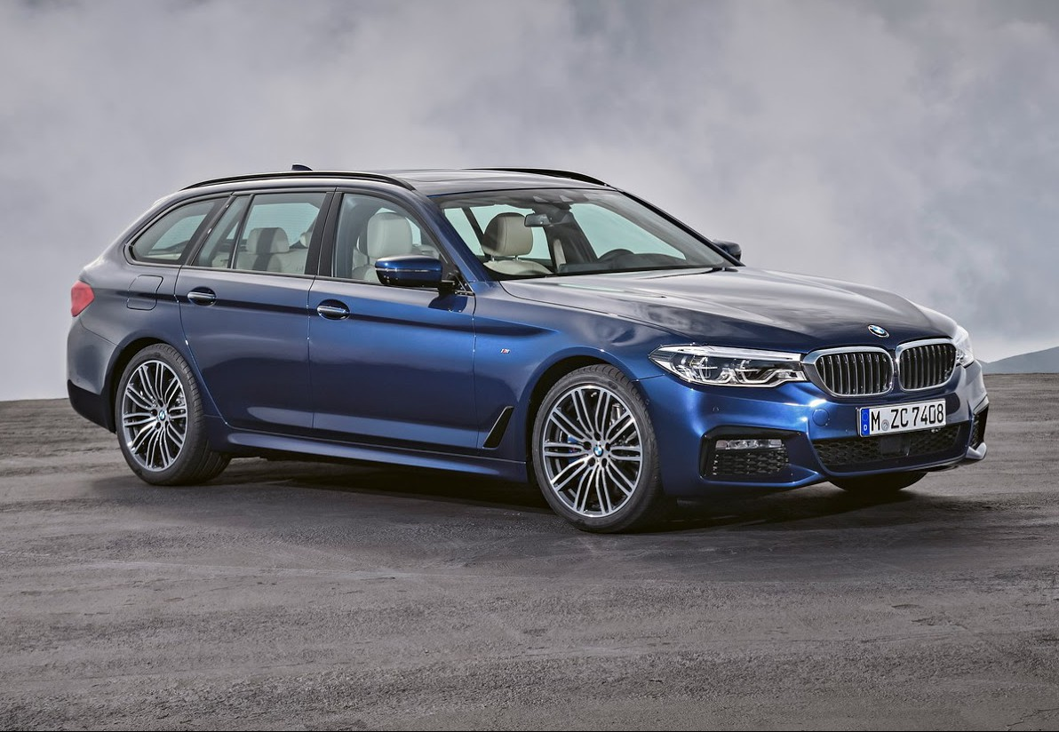 2018 Bmw 5 Series Touring Supercar
