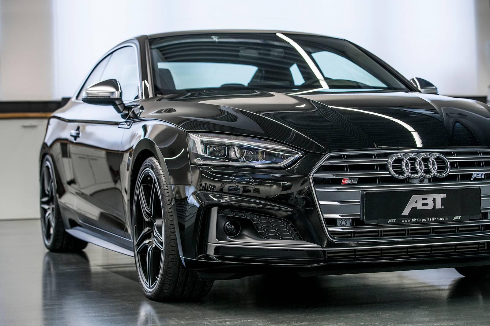 Official: ABT Audi S5  GTspirit