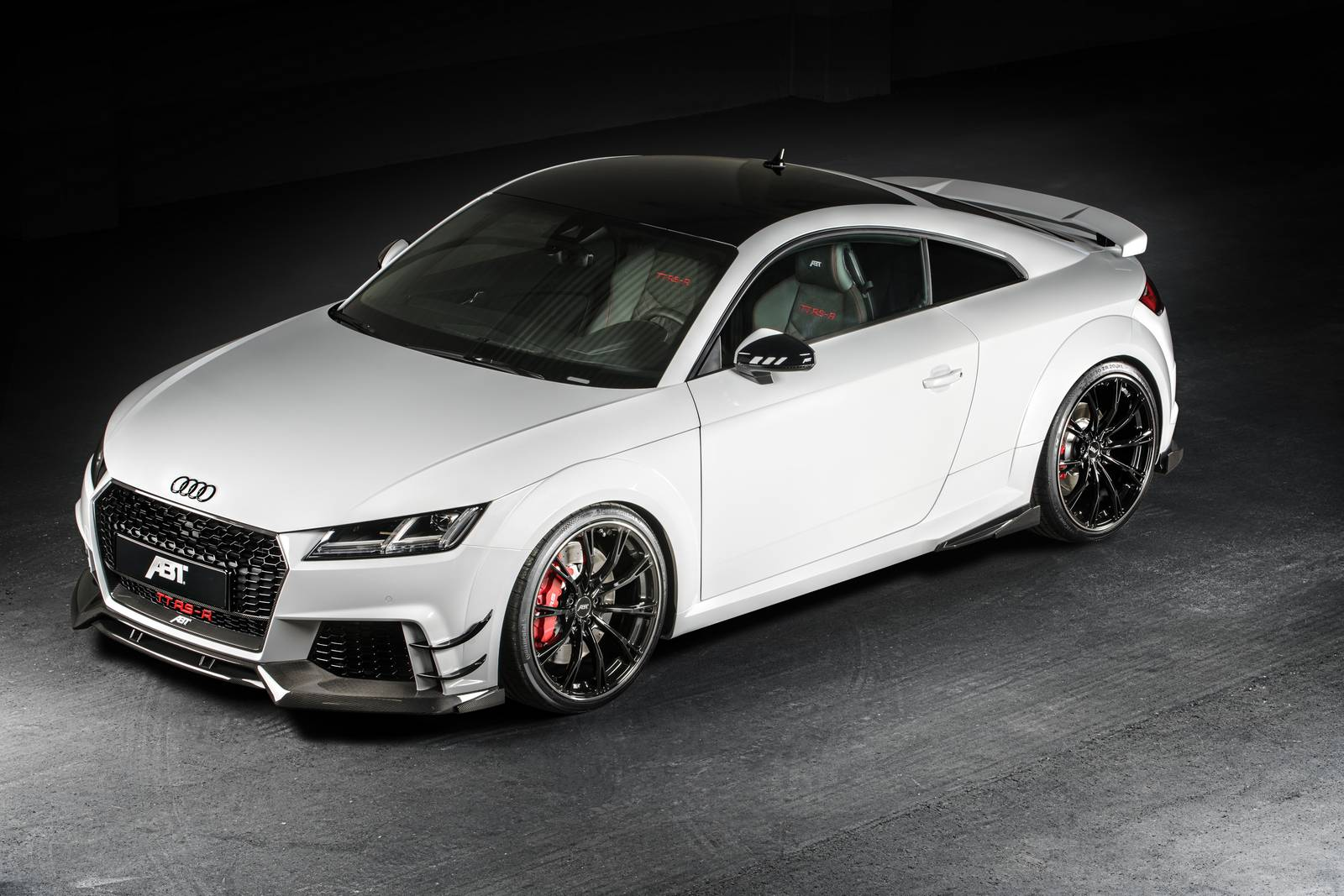 official abt audi tt rs r with 500hp gtspirit. Black Bedroom Furniture Sets. Home Design Ideas