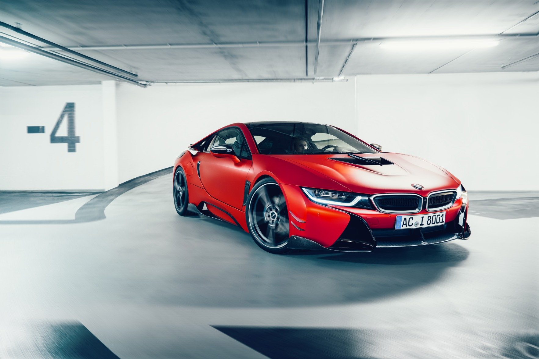 Official Bmw I8 By Ac Schnitzer Gtspirit