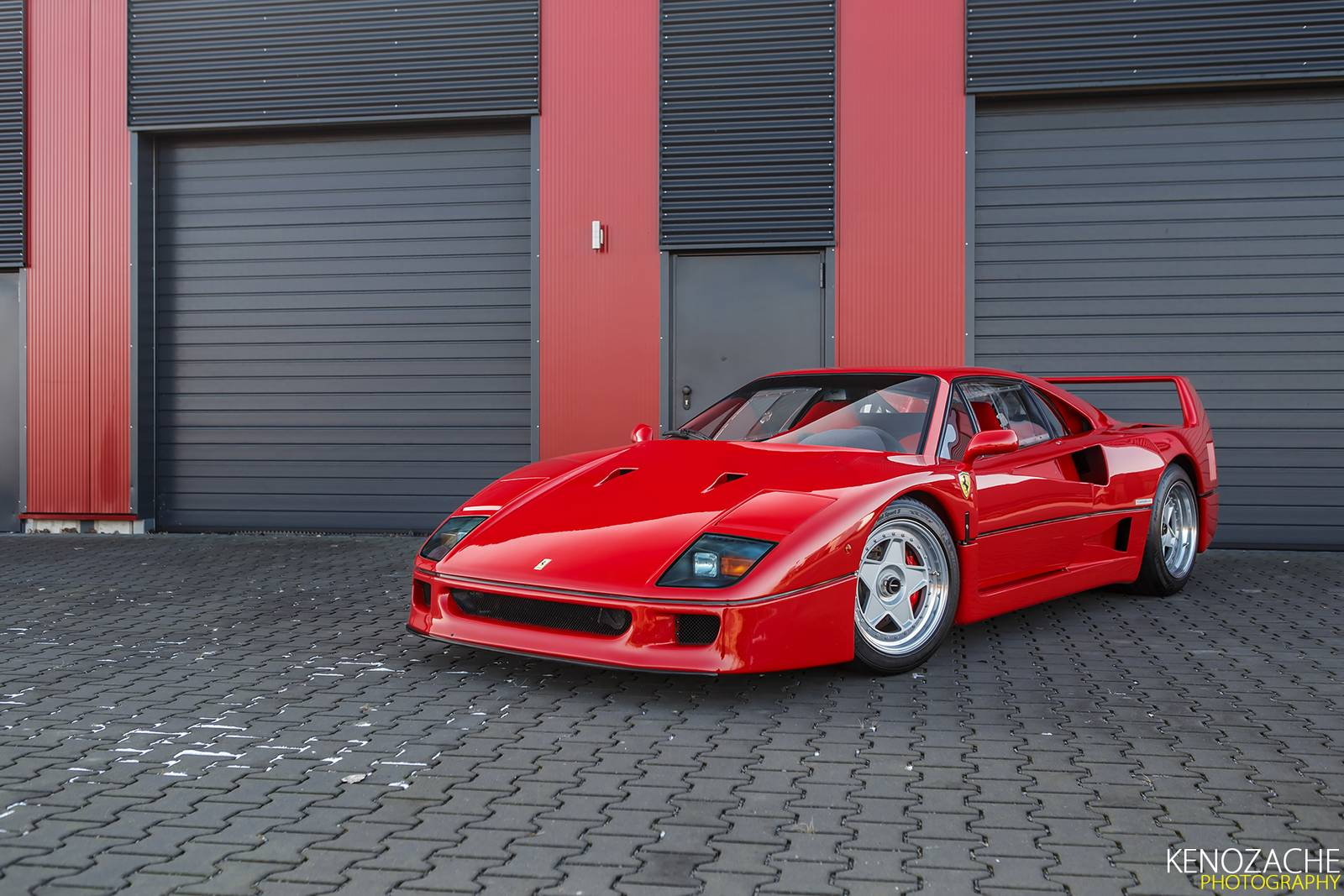 photo of the day happy 30th birthday ferrari f40 gtspirit. Black Bedroom Furniture Sets. Home Design Ideas