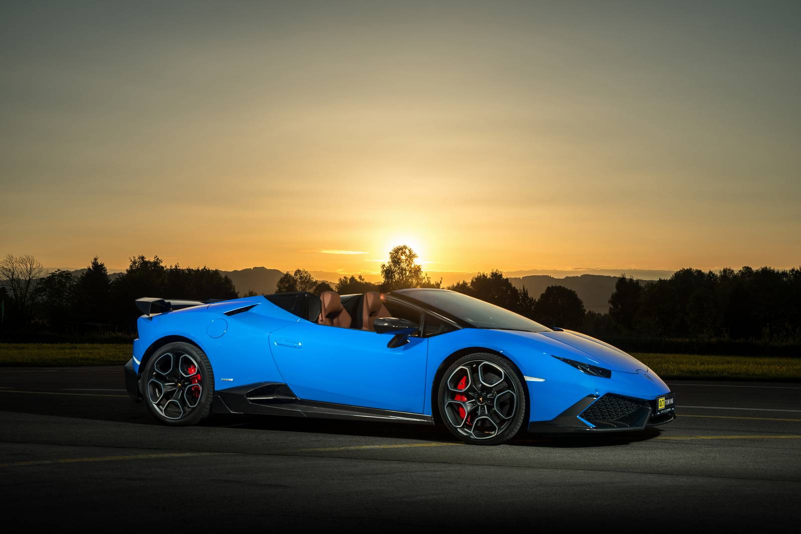 Official 805hp Lamborghini Huracan Spyder By O Ct Tuning