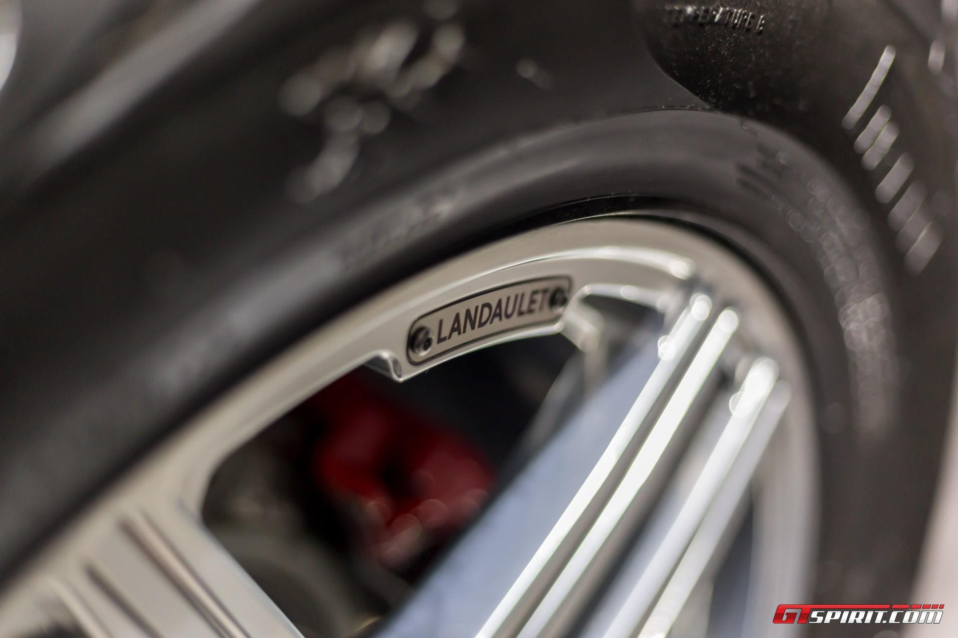 Geneva 2017: Mercedes-Maybach G650 Landaulet