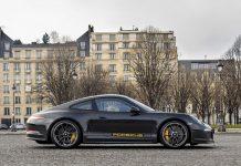 Steve McQueen Porsche 911R