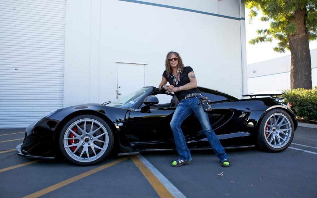 Steven Tyler's Hennessey Venom GT Spyder Auctioned for $800,000 ...