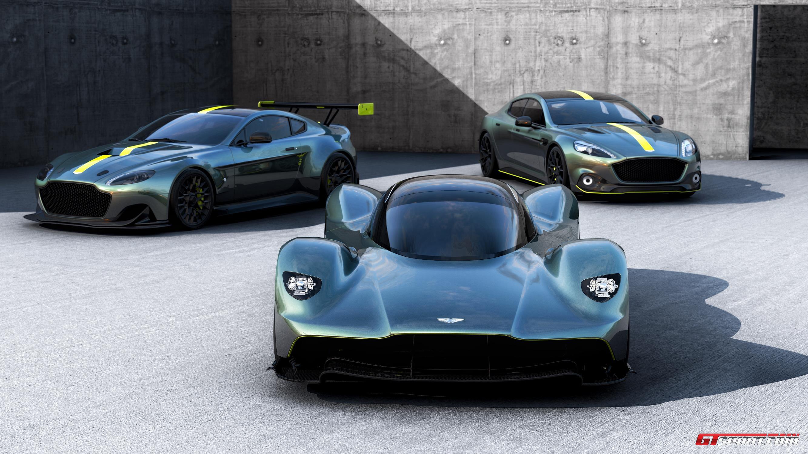 Aston Martin AM-RB 001: call it Valkyrie