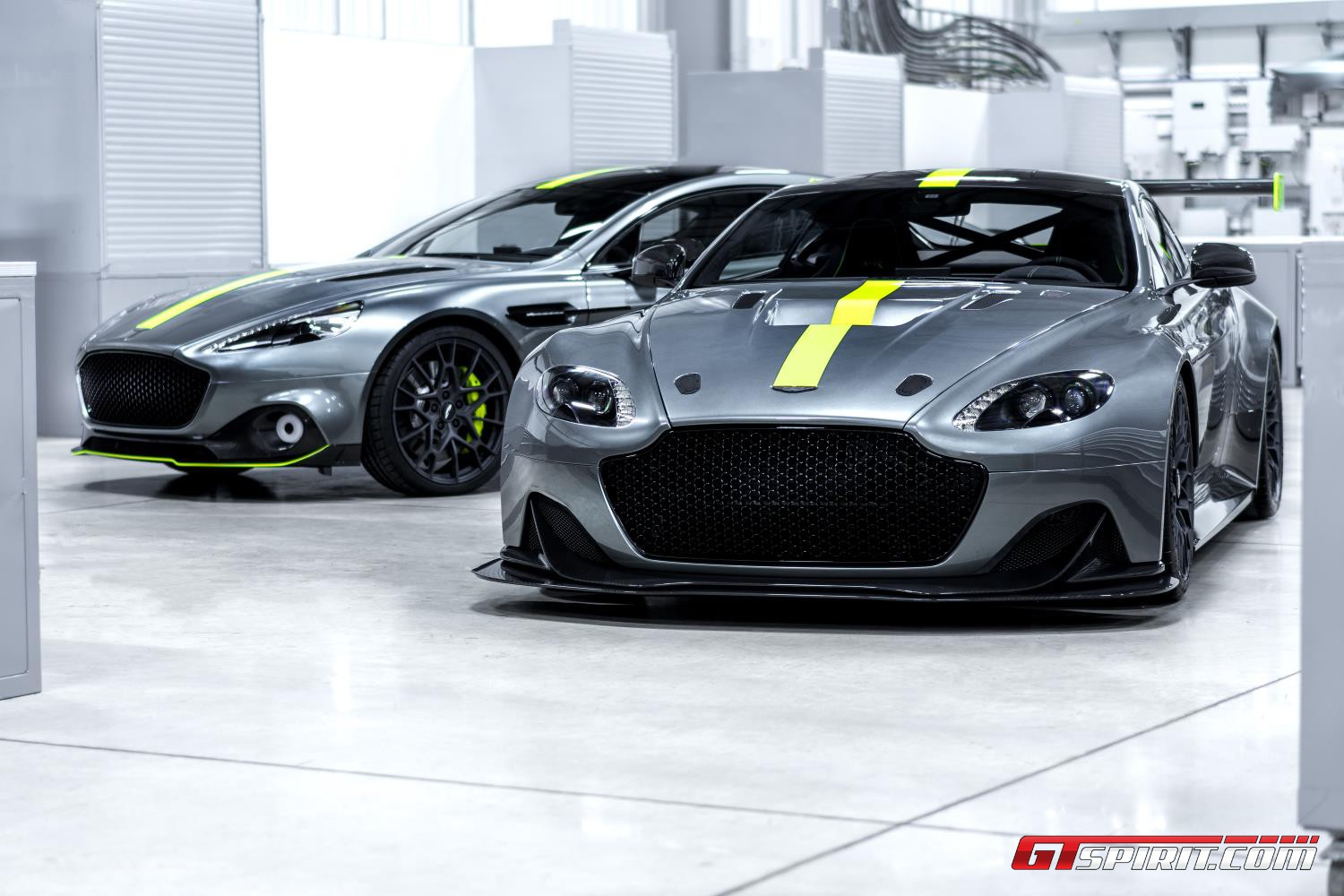 Aston Martin launches AMR sub-brand | Bangkok Post: auto