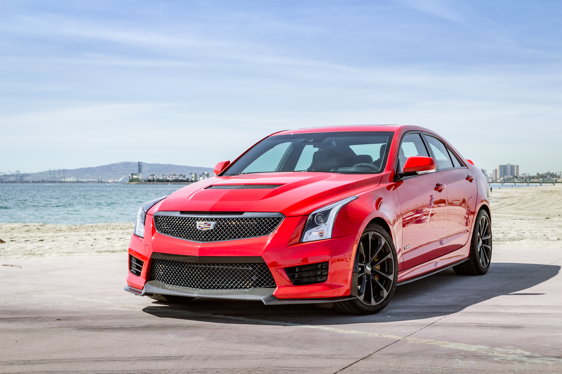 2017 cadillac ats v review gtspirit. Black Bedroom Furniture Sets. Home Design Ideas