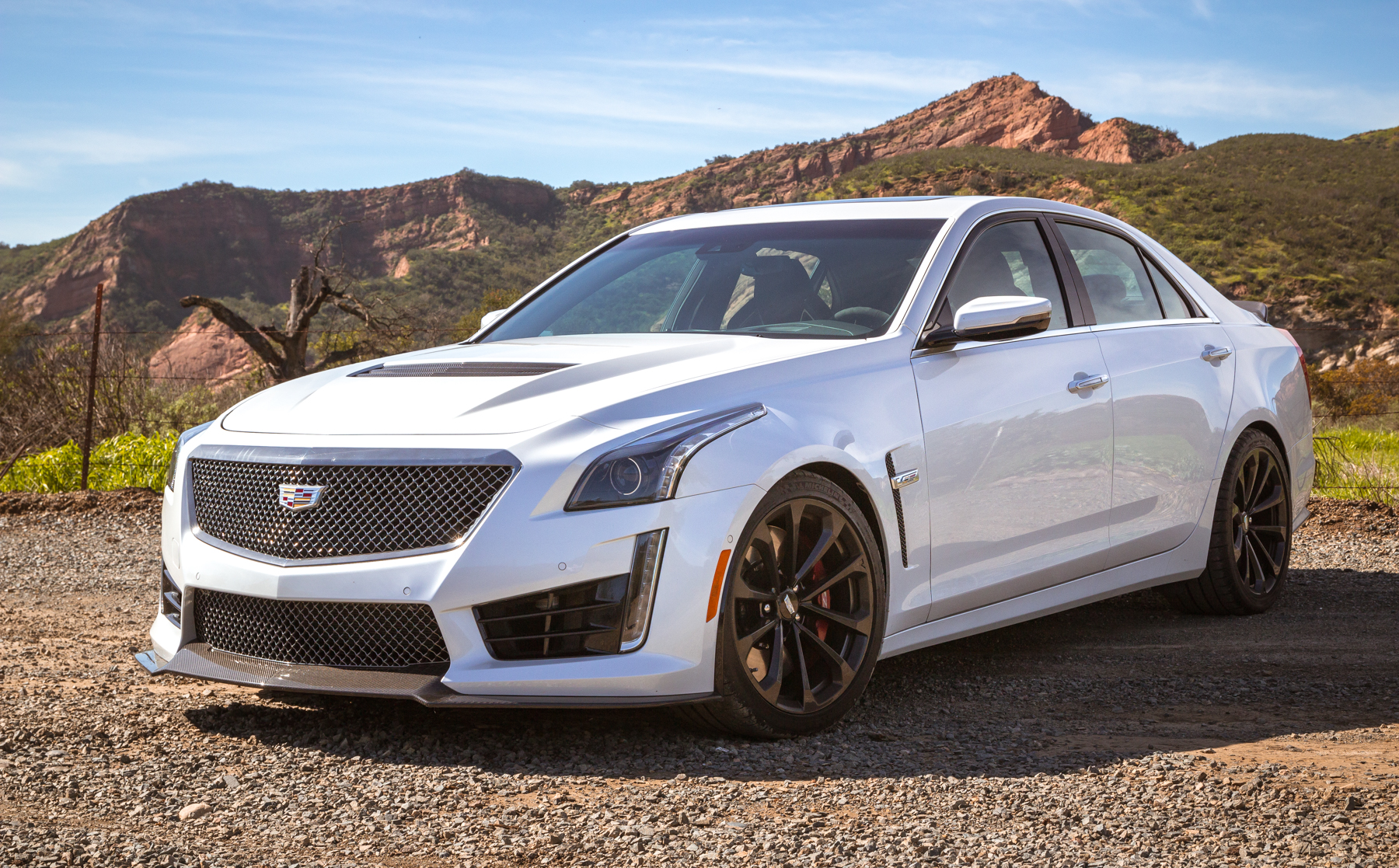 2017 Cadillac CTS-V Review - GTspirit