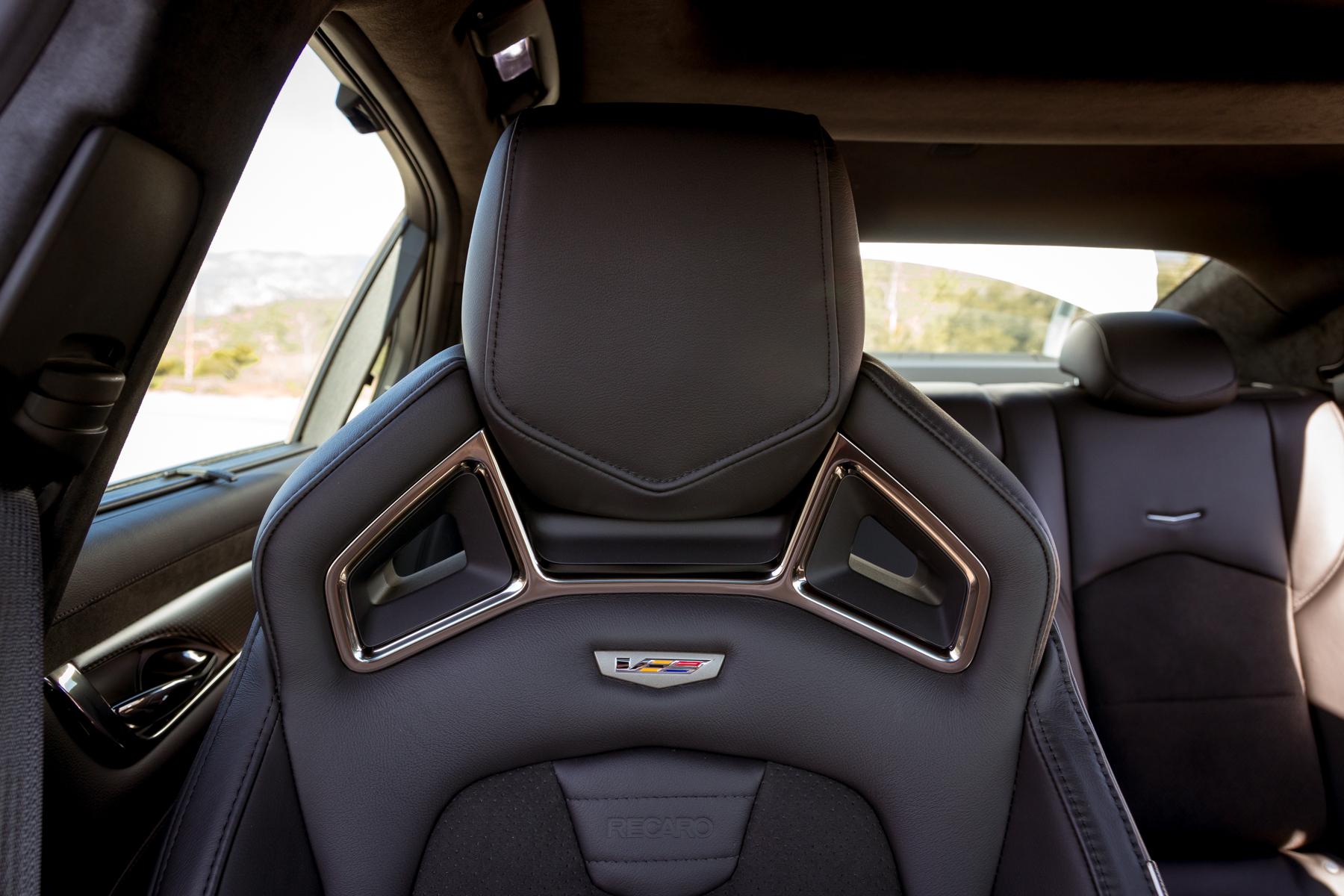 2017 Cadillac Cts V Review Gtspirit