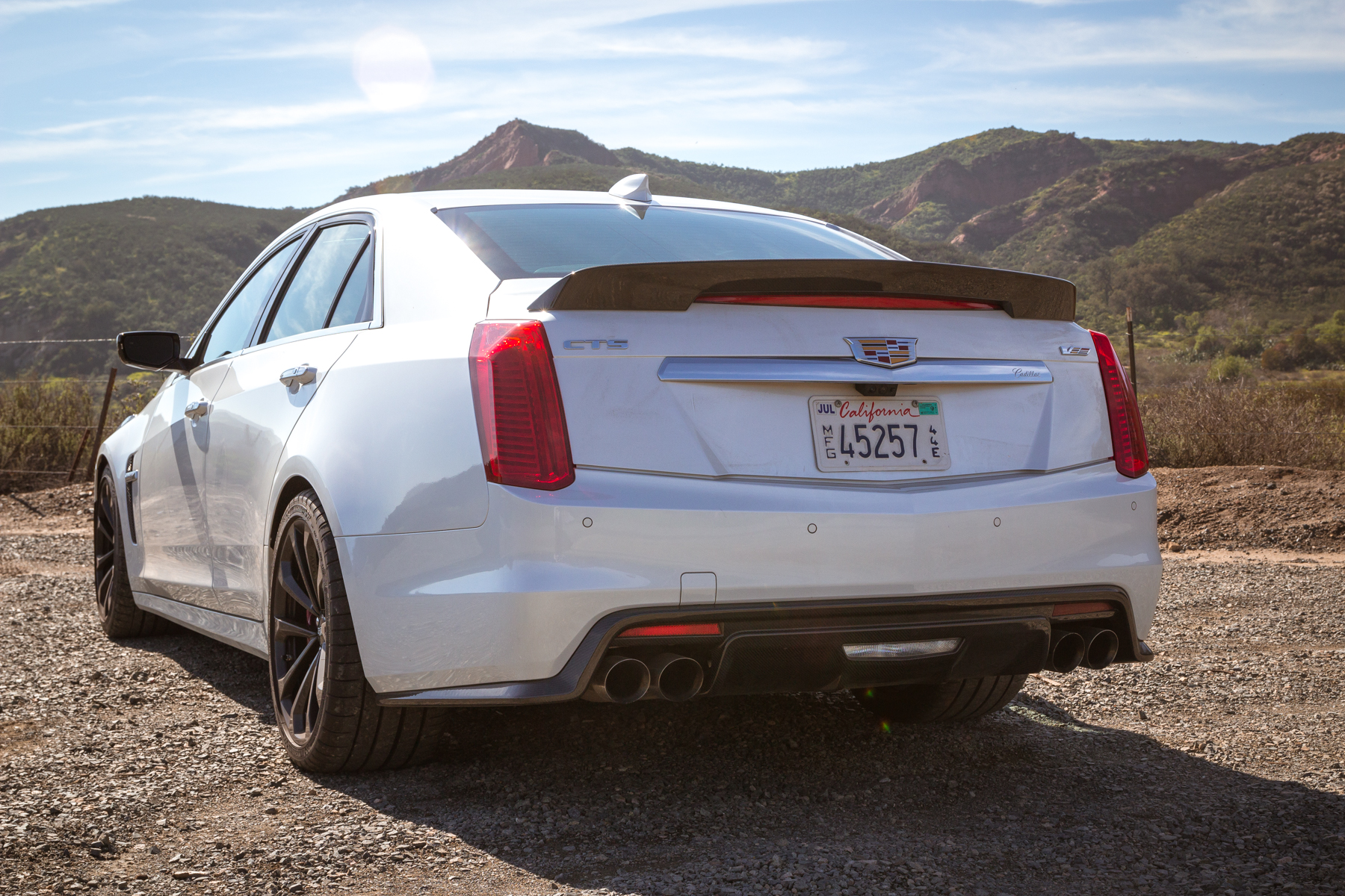 2017 cadillac ats v sedan one week review automobile autos post. Black Bedroom Furniture Sets. Home Design Ideas