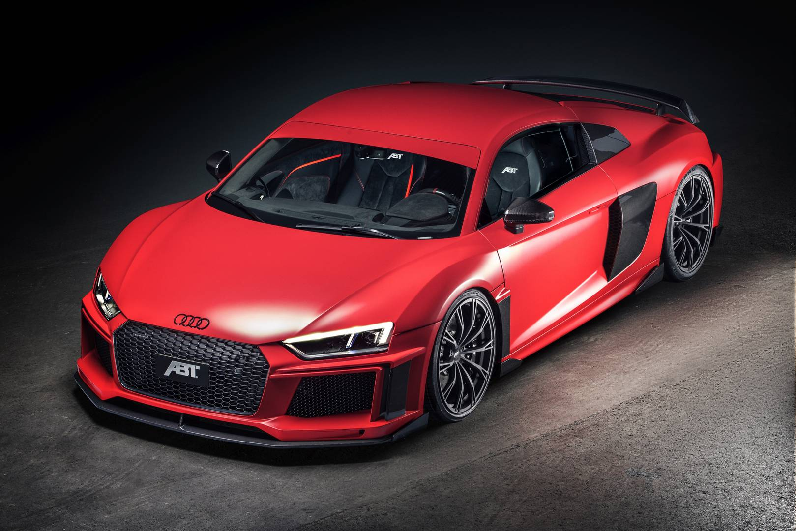 Official 2017 Abt Audi R8 V10 Gtspirit