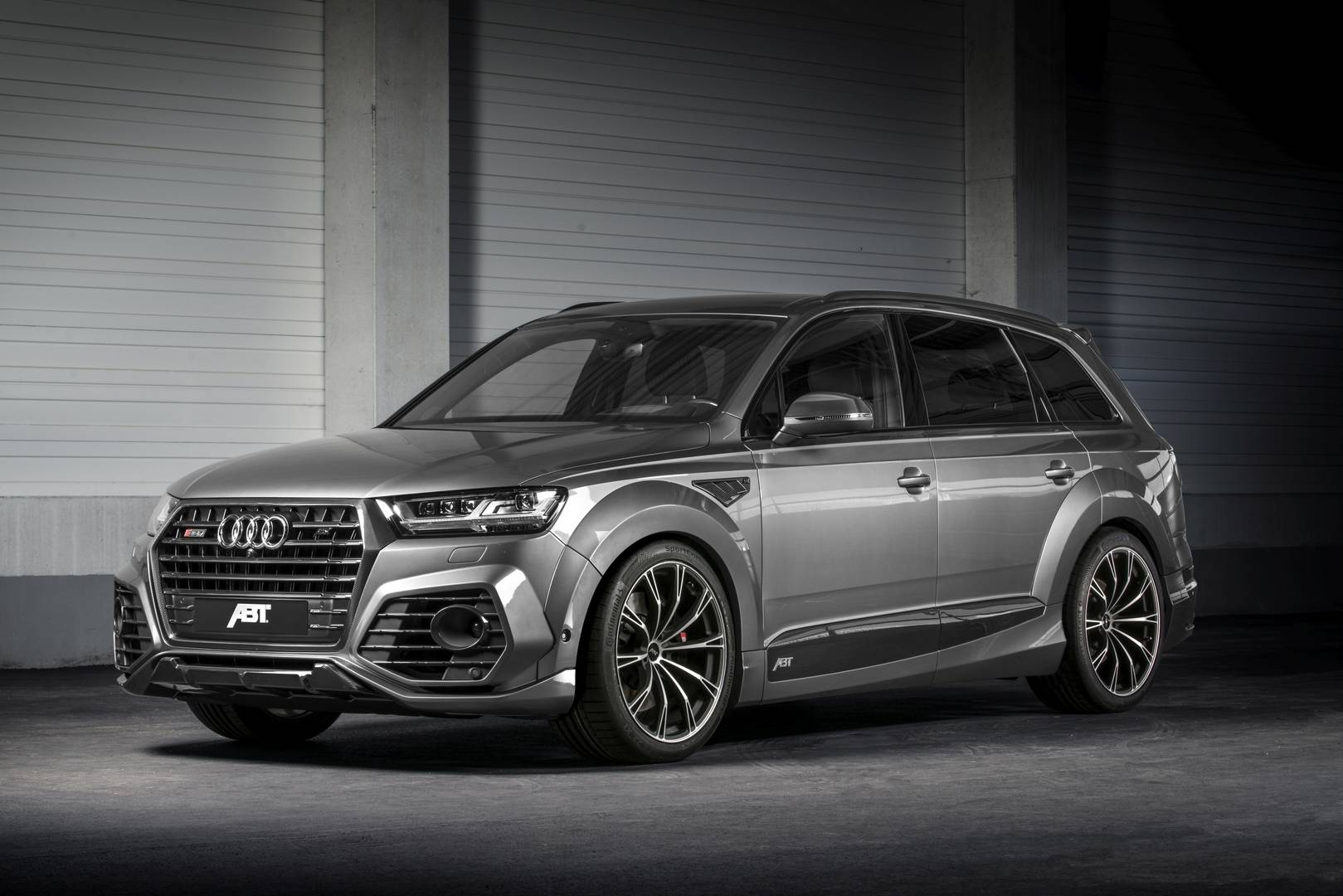 Official Abt Audi Sq7 Gtspirit