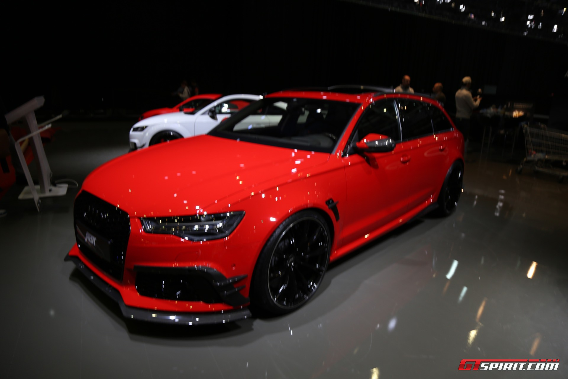 geneva 2017 abt audi rs6 with 705hp gtspirit. Black Bedroom Furniture Sets. Home Design Ideas