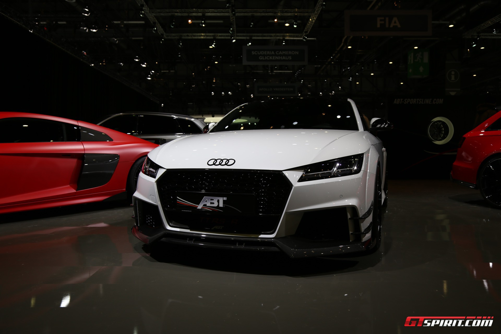 Audi RS 5 Coupe makes debut in Geneva