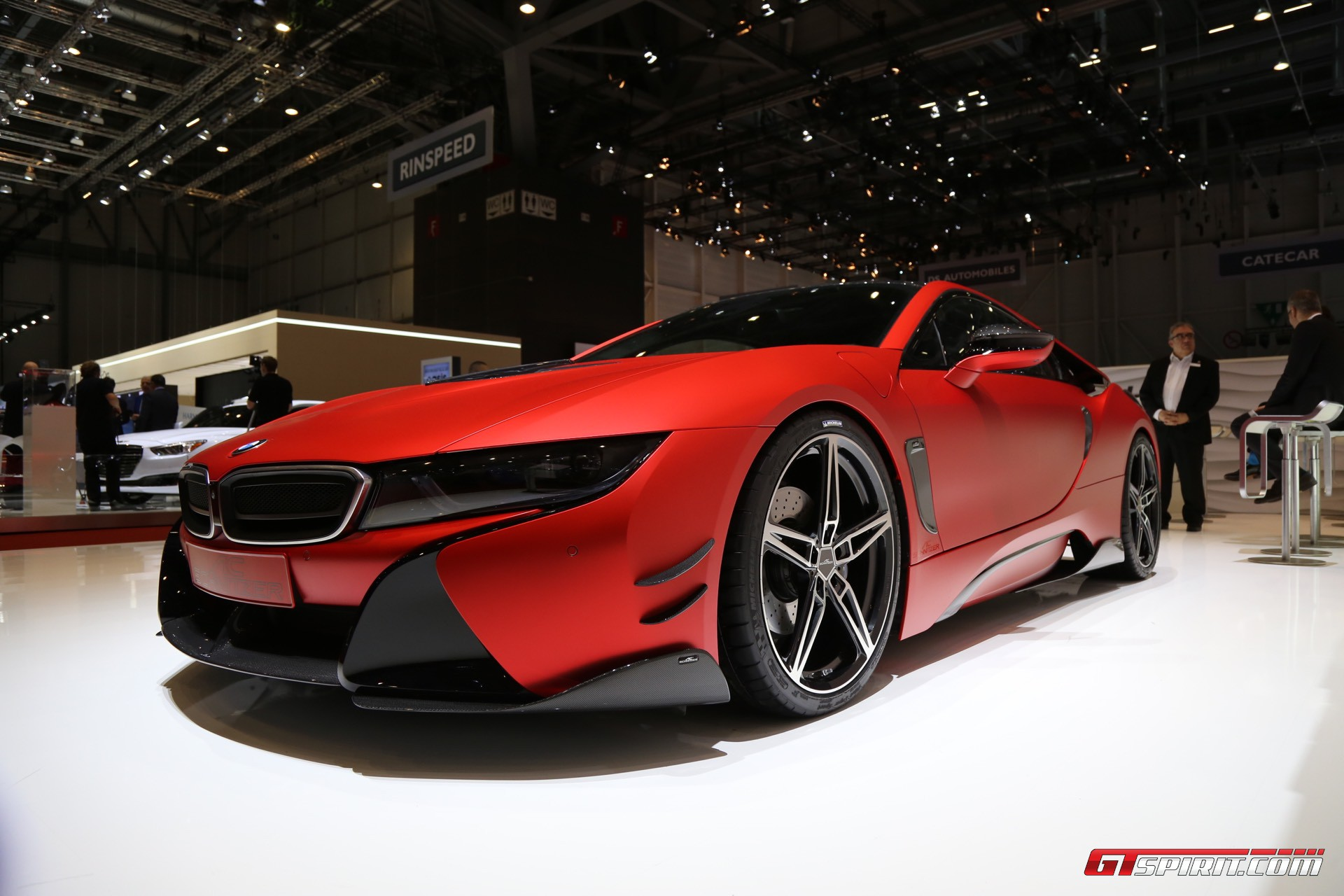 Bmw I8 2019 Bmw I8 Roadster Updated I8 Coupe Debut In L A Bmw I8