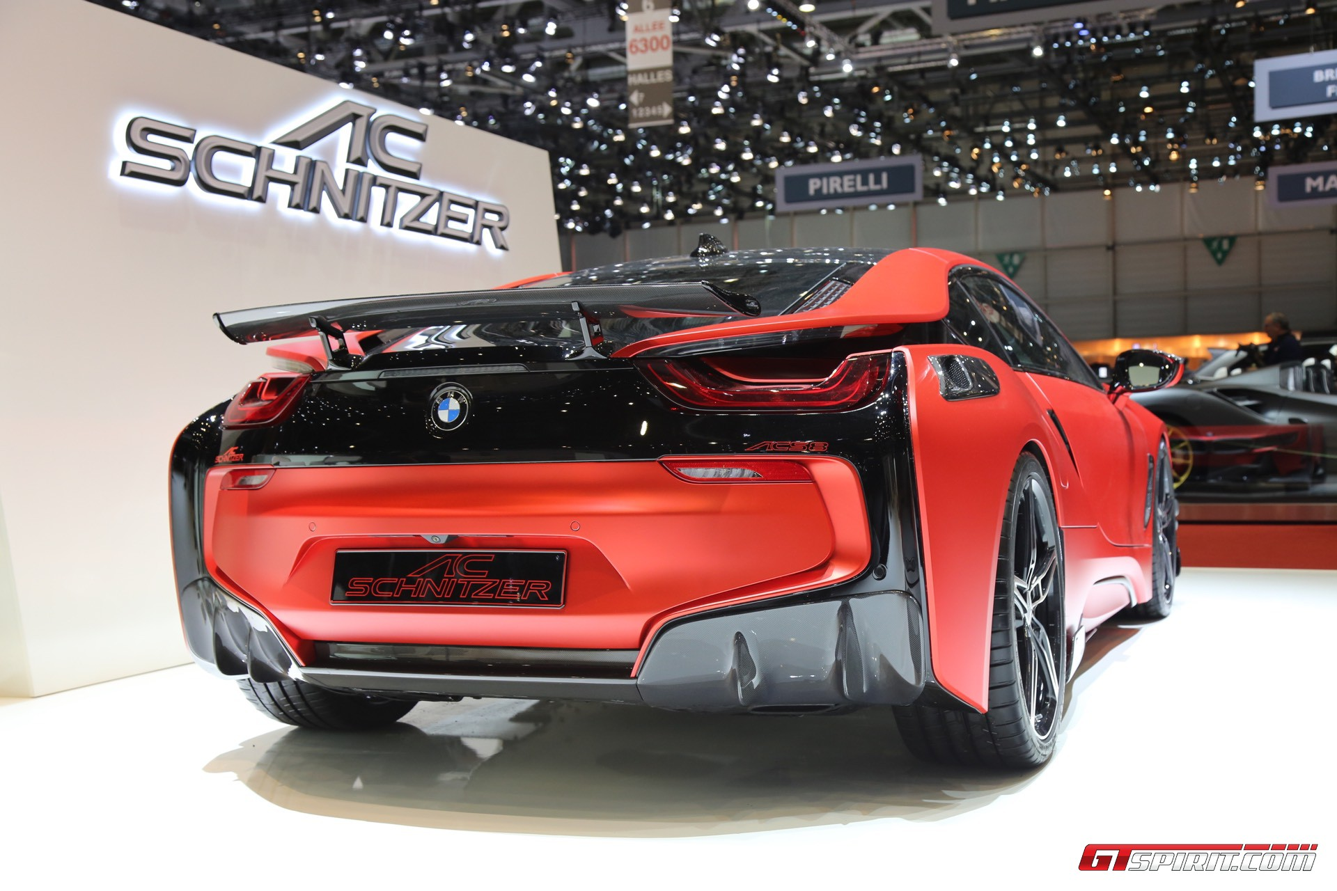 Geneva 2017 Ac Schnitzer Bmw I8 Gtspirit