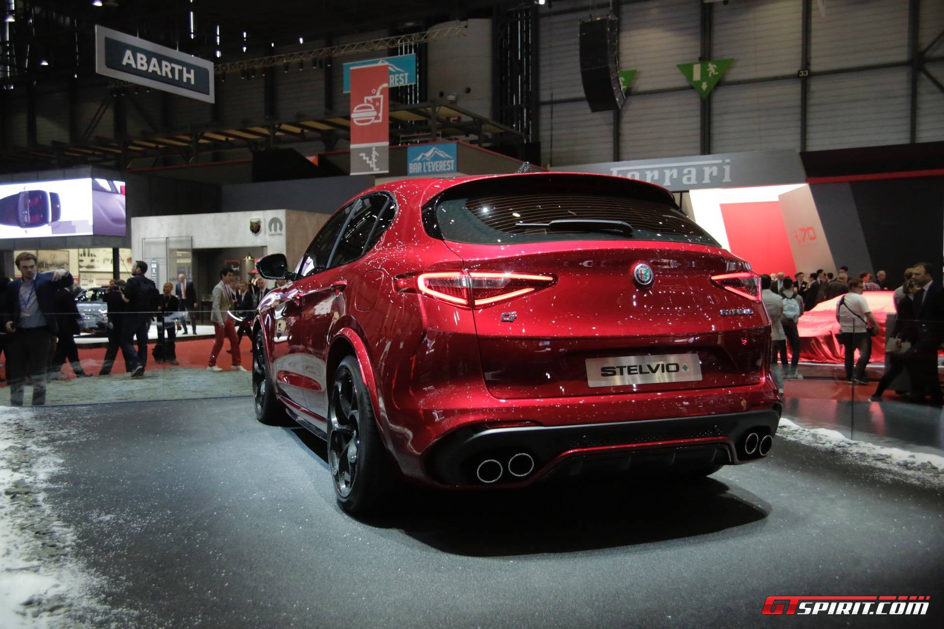 geneva 2017 alfa romeo stelvio qv gtspirit. Black Bedroom Furniture Sets. Home Design Ideas