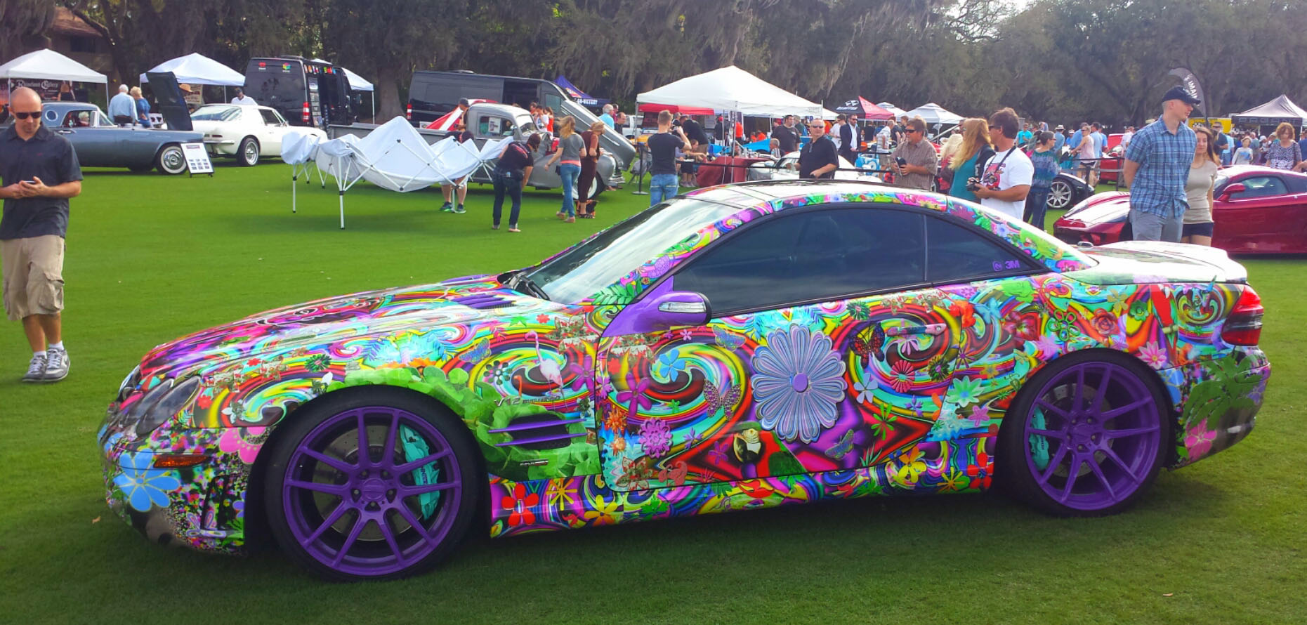 Best Of Art Cars Collection By Laurence Gartel Gtspirit