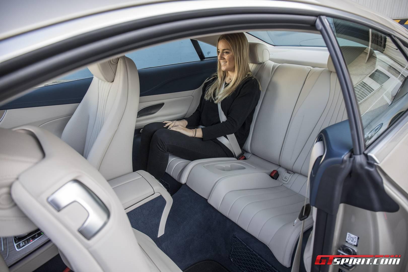 2017 Mercedes Benz E Class Coupe Review Gtspirit