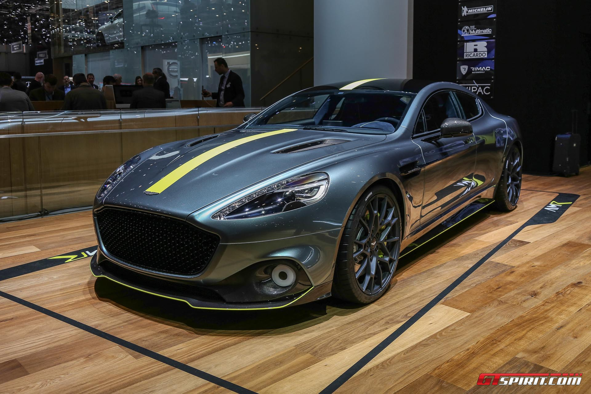 ... Aston Martin To Launch Two New Cars Per Year. Supercar ...