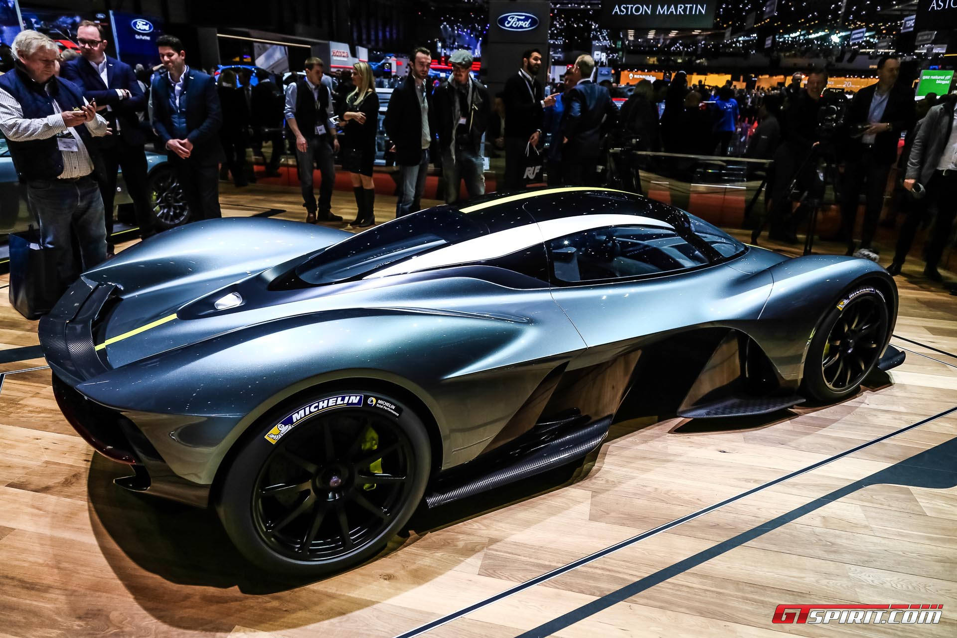 Aston Martin Valkyrie: V12 Sound Teased for the First Time