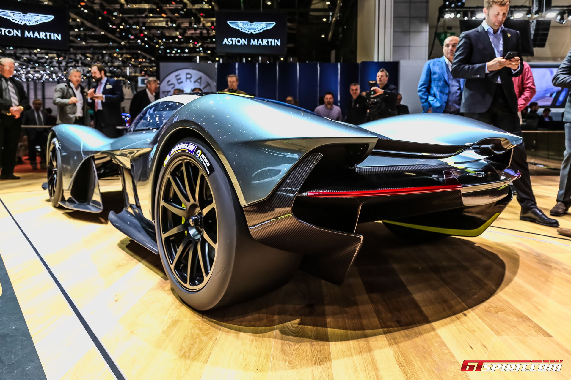 Aston Martin Valkyrie Revealed In Production Guise Gtspirit
