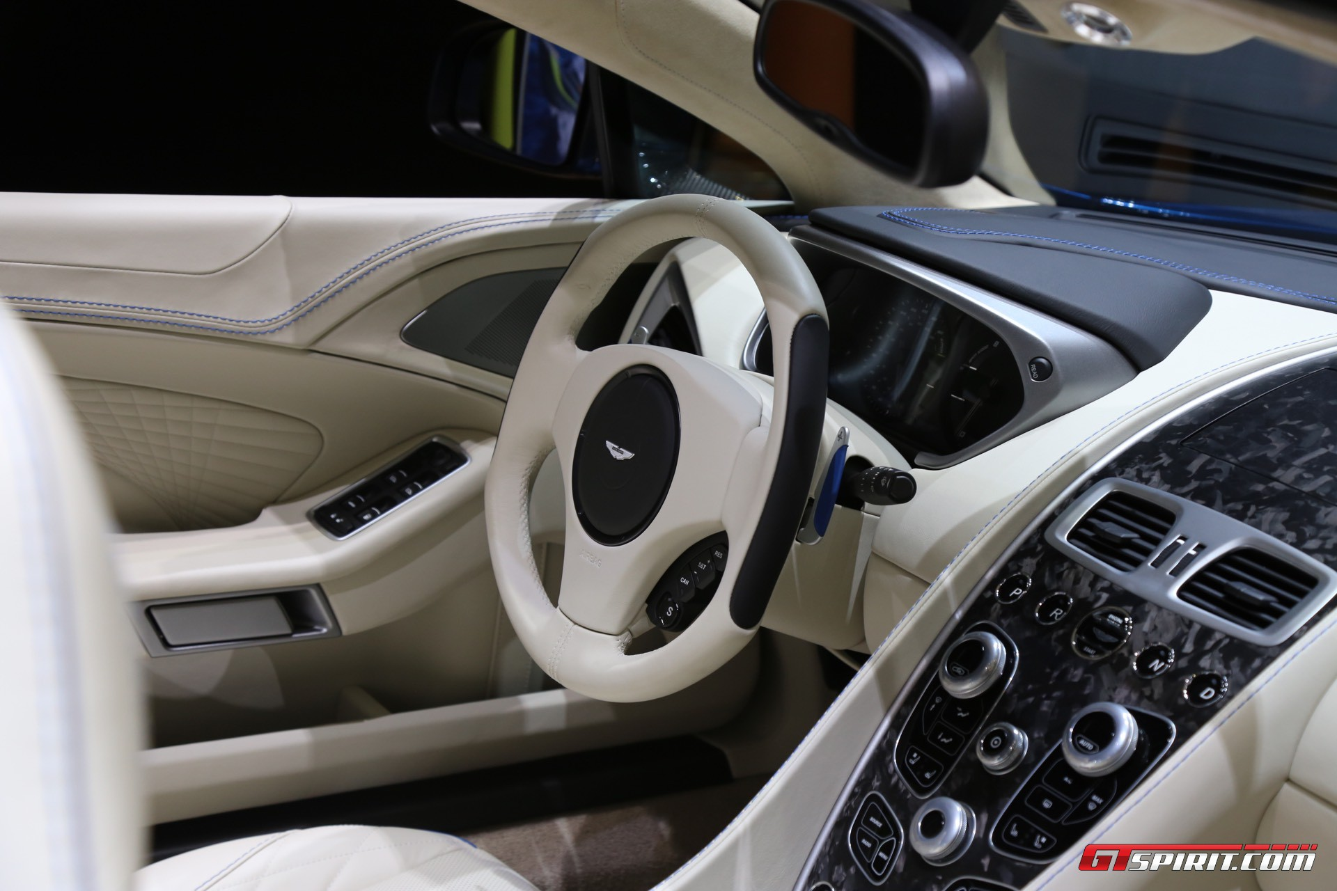 Geneva Aston Martin Vanquish S Volante GTspirit - Aston martin vanquish volante