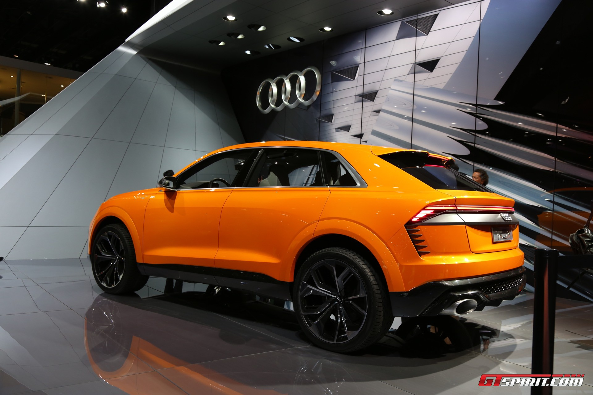 geneva 2017 audi q8 sport concept gtspirit. Black Bedroom Furniture Sets. Home Design Ideas