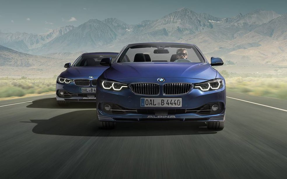 Official: 2017 BMW Alpina B4 S Bi-Turbo