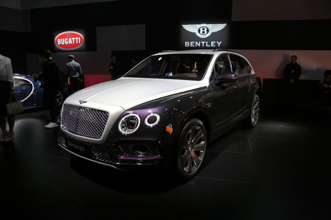 Geneva 2017 Bentley Bentayga Mulliner Gtspirit