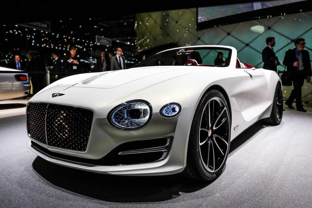 Geneva 2017: Bentley EXP12 Speed 6e Concept