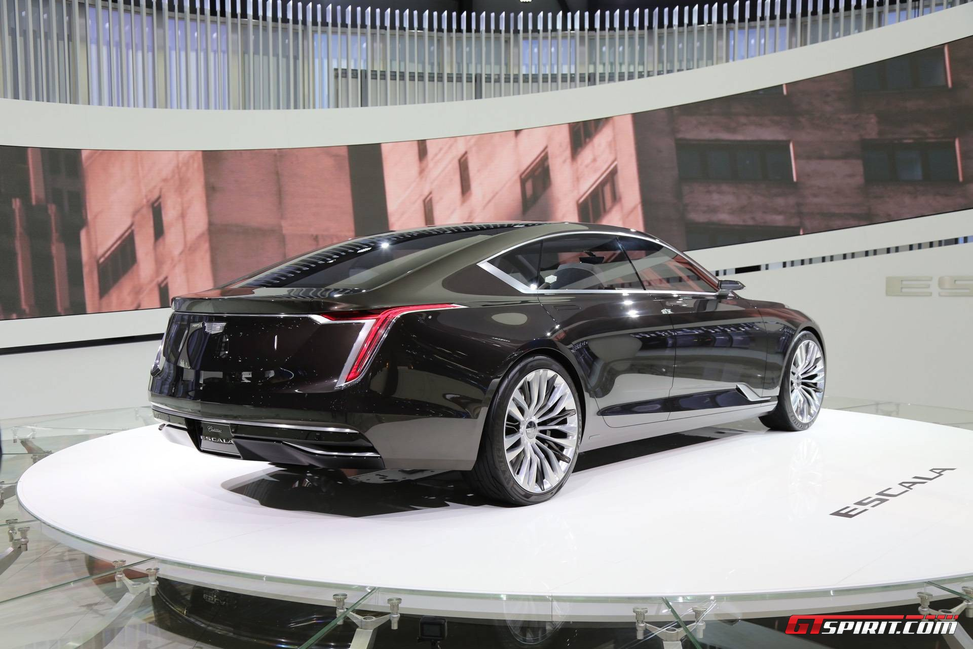 97 cadillac concept escala top concept cars of 2016 autonxt new cadillac escala concept. Black Bedroom Furniture Sets. Home Design Ideas
