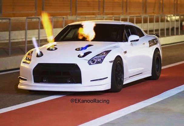 Top 10 Fastest Nissan GT-Rs in the World 2017/18 - GTspirit