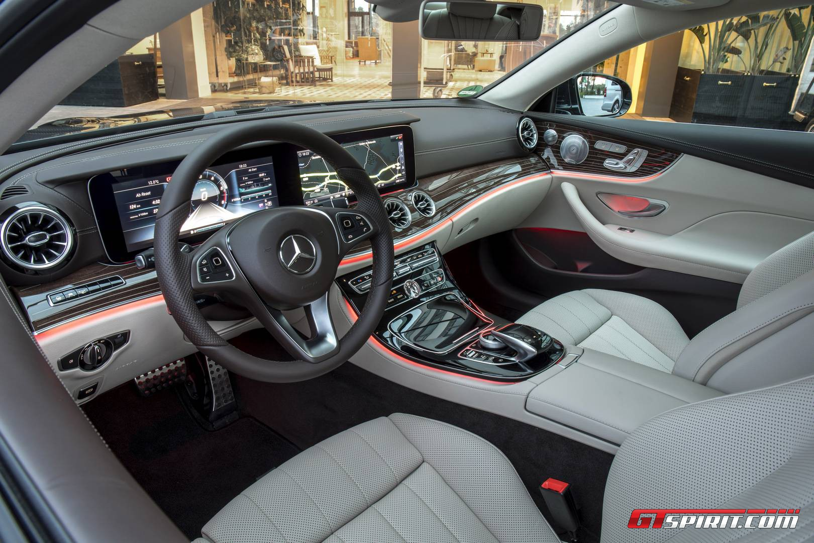 2017 Mercedes Benz E Class Coupe Review on mercedes e350 convertible interior