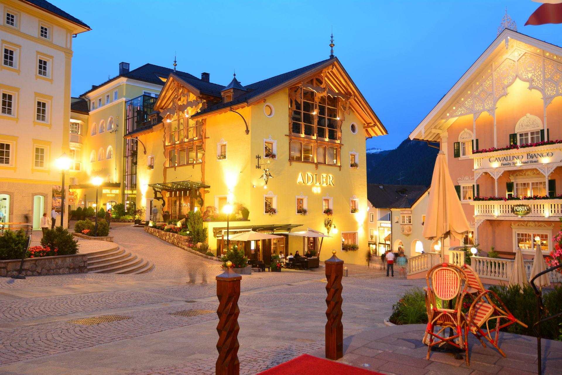 Hotel Adler Day Spa