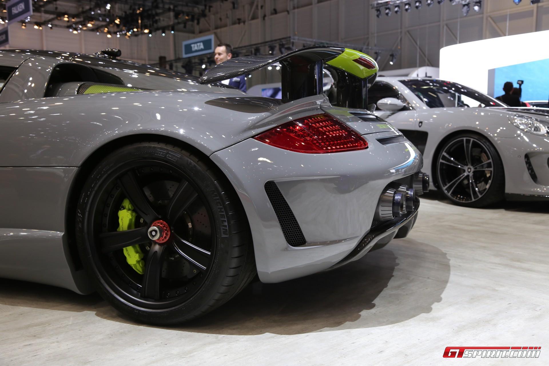 Geneva 2017: Gemballa Mirage GT Carbon Edition - GTspirit