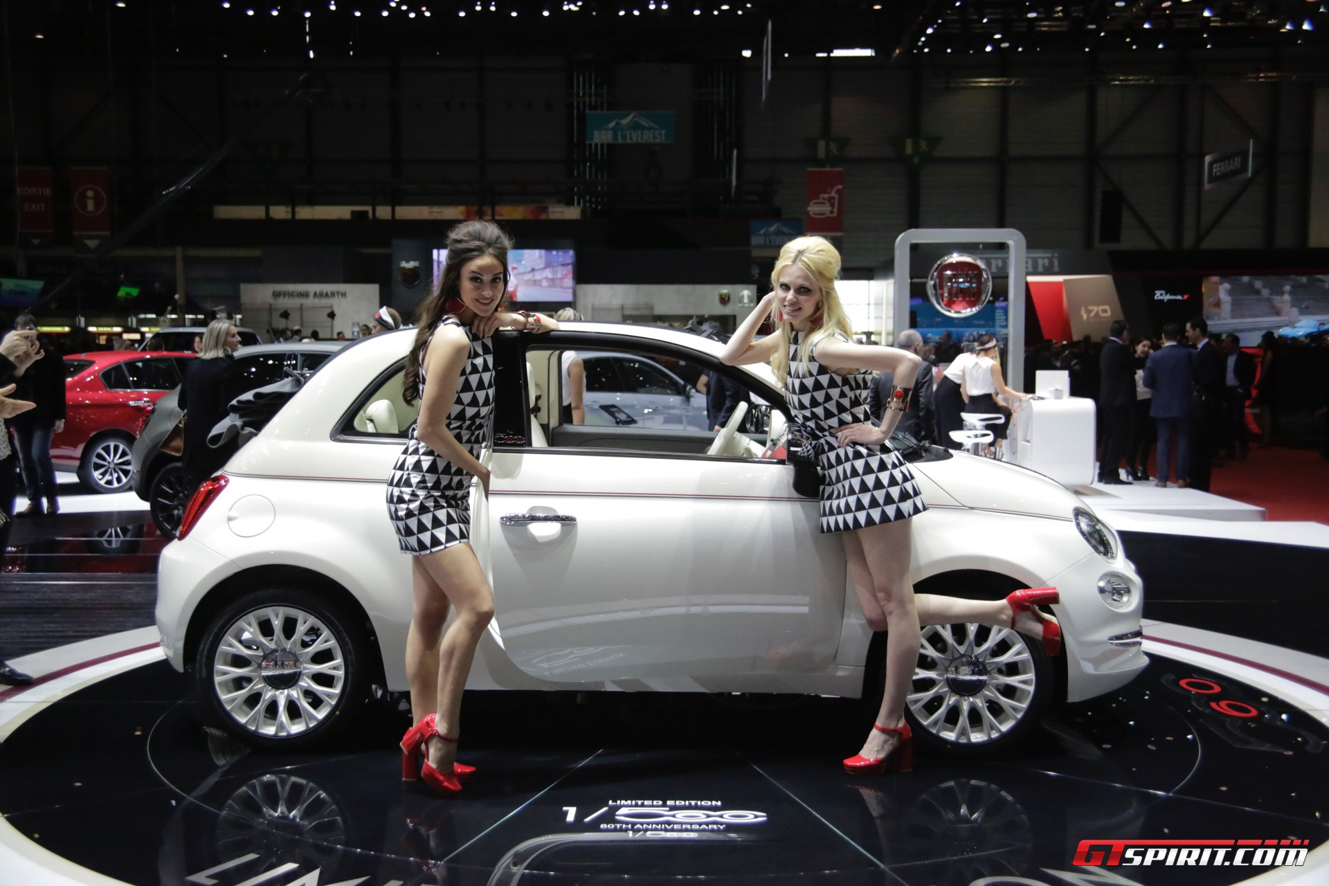 Gallery Girls Of Geneva Motor Show GTspirit - Geneva car show