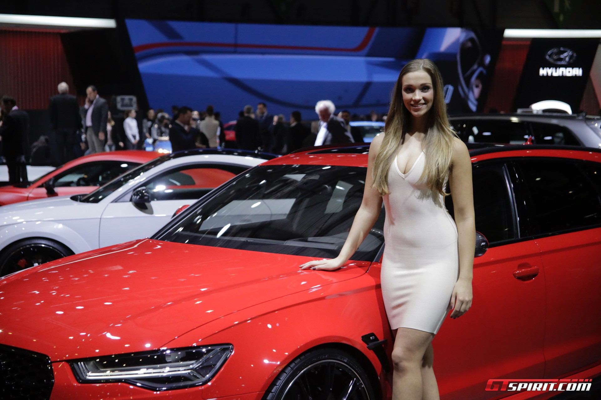 Adams Auto Sales >> Gallery: Girls of Geneva Motor Show 2017 - GTspirit