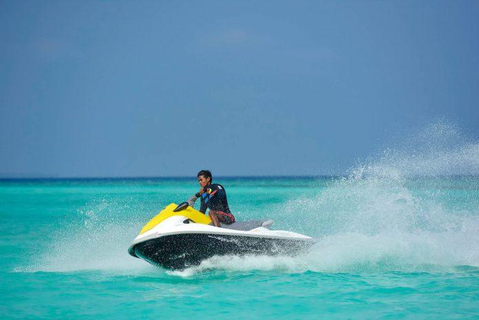 Maldives Jetski