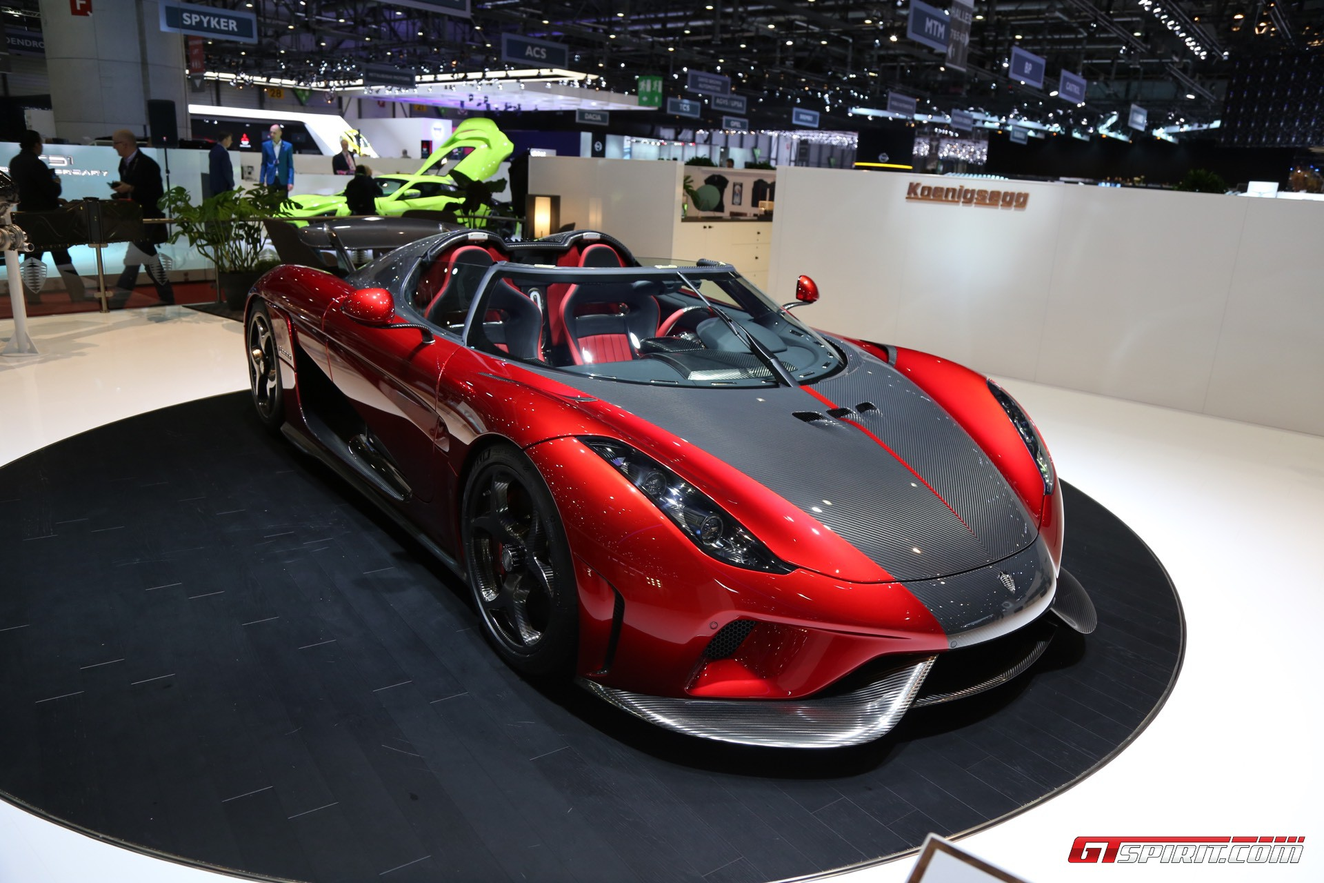 koenigsegg regera officially sold out all 80 units gtspirit. Black Bedroom Furniture Sets. Home Design Ideas