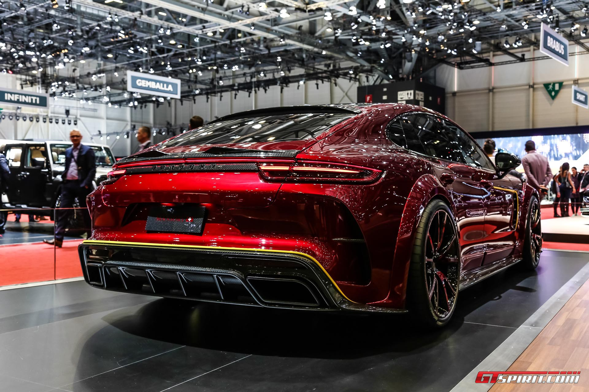 geneva 2017 mansory porsche panamera gtspirit. Black Bedroom Furniture Sets. Home Design Ideas