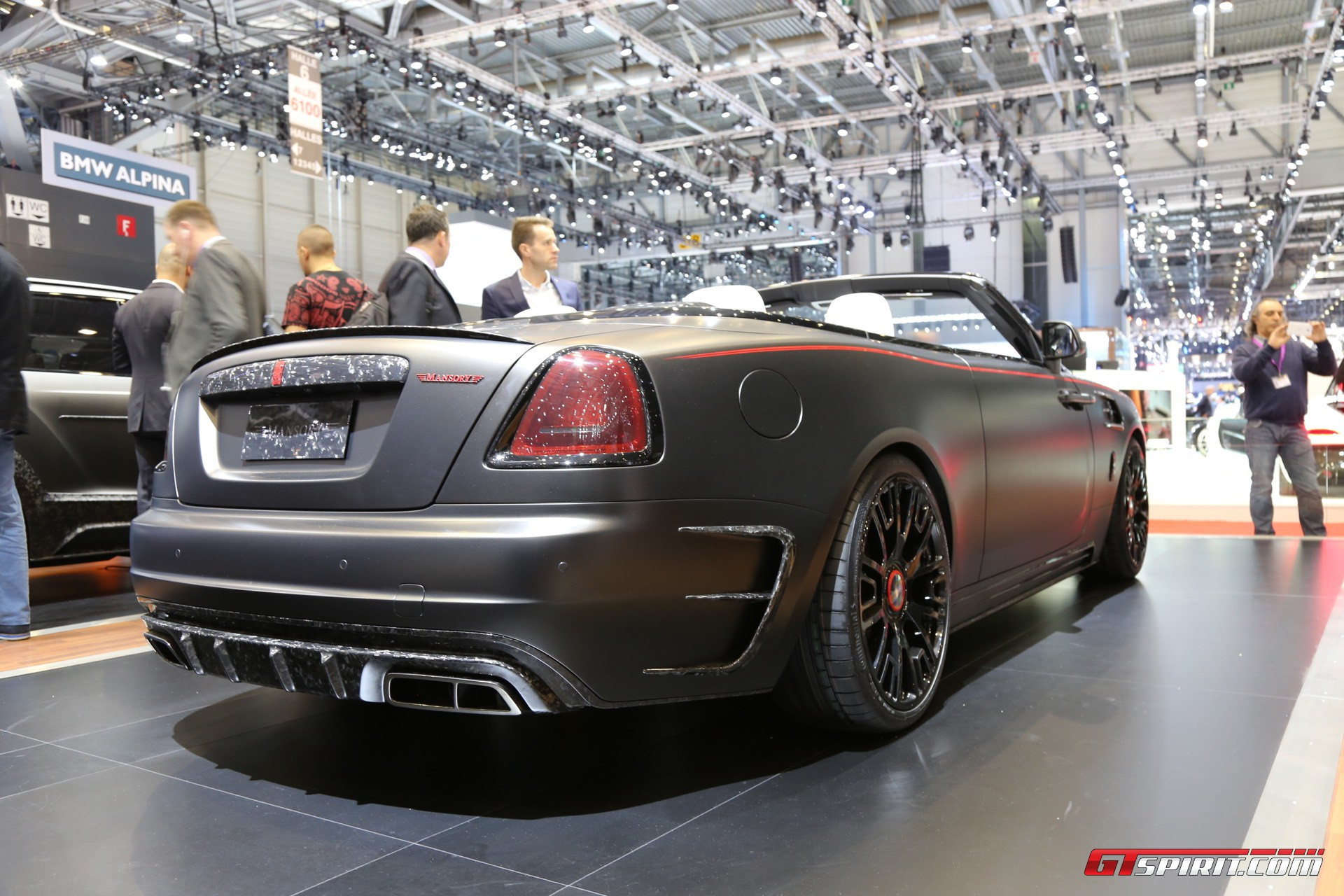 geneva 2017 mansory rolls royce dawn gtspirit. Black Bedroom Furniture Sets. Home Design Ideas