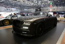 Mansory Rolls-Royce Dawn at Geneva 2017