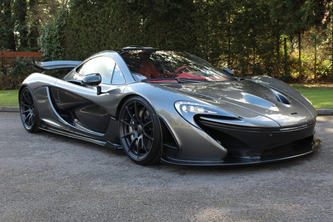 mso kilo grey mclaren p1 for sale at 1 700 000 in the uk gtspirit. Black Bedroom Furniture Sets. Home Design Ideas