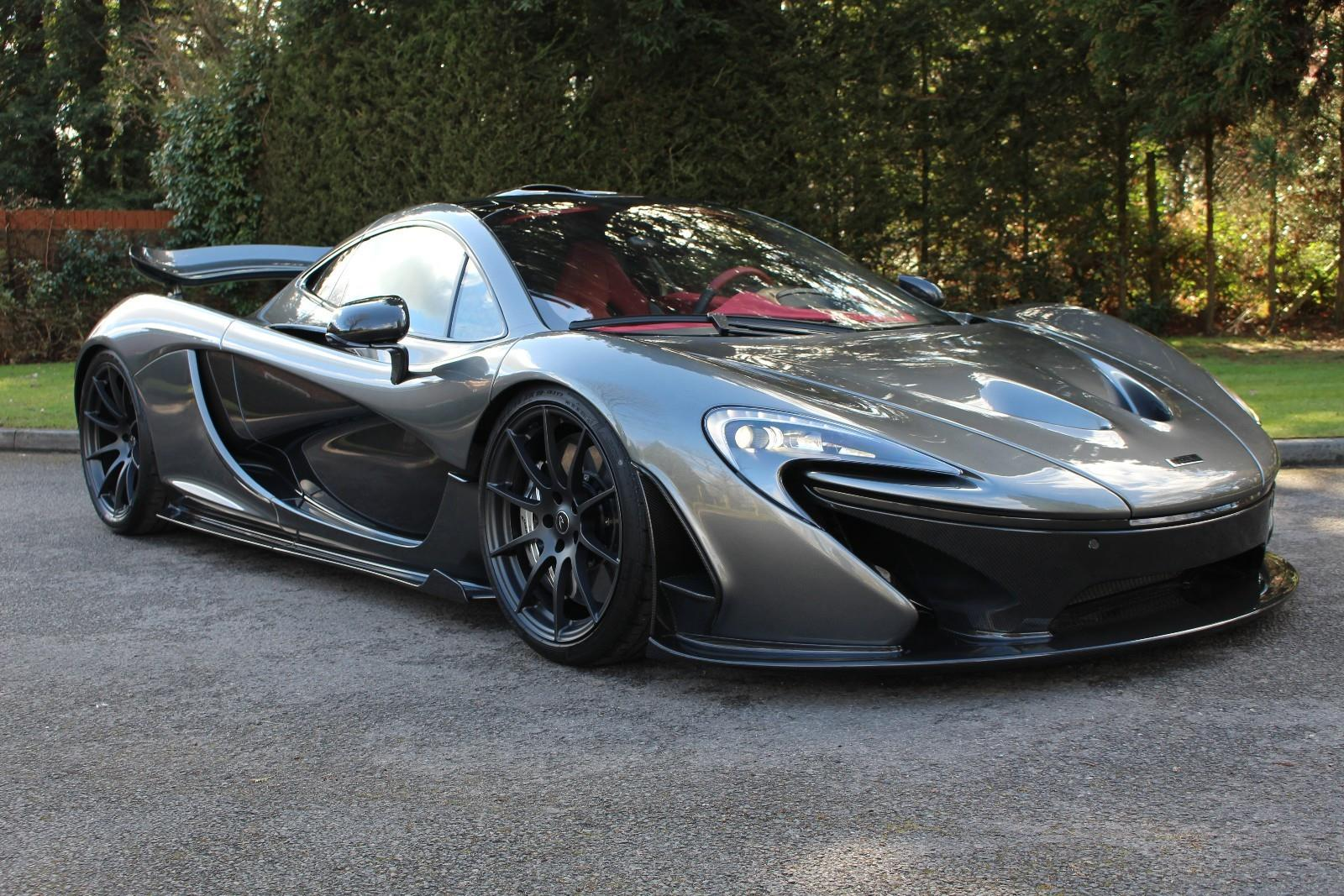 Mso Kilo Grey Mclaren P1 For Sale At 163 1 700 000 In The Uk