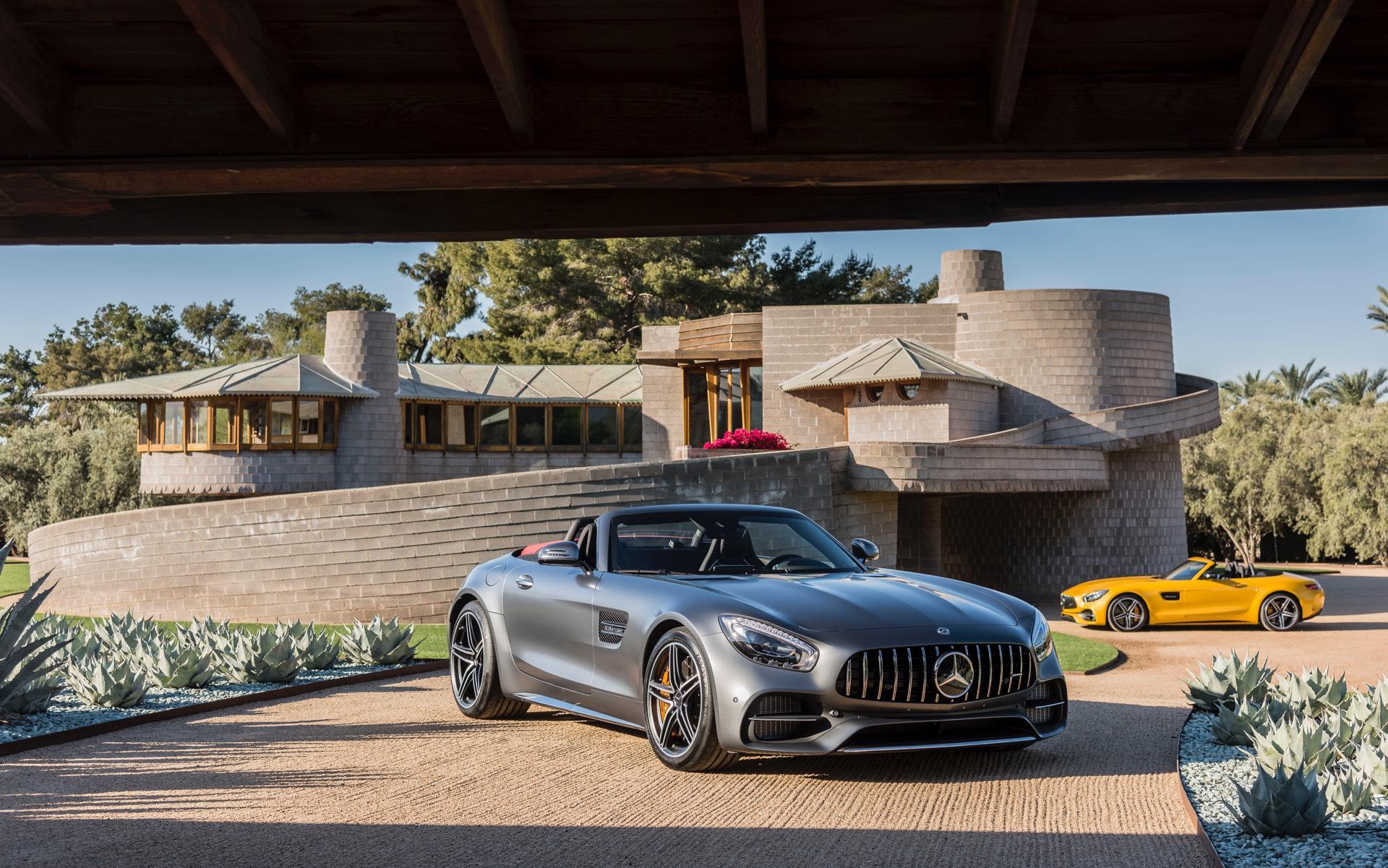 mercedes amg gt c roadster review gtspirit. Black Bedroom Furniture Sets. Home Design Ideas