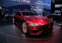 Mercedes-AMG GT Concept at Geneva 2017
