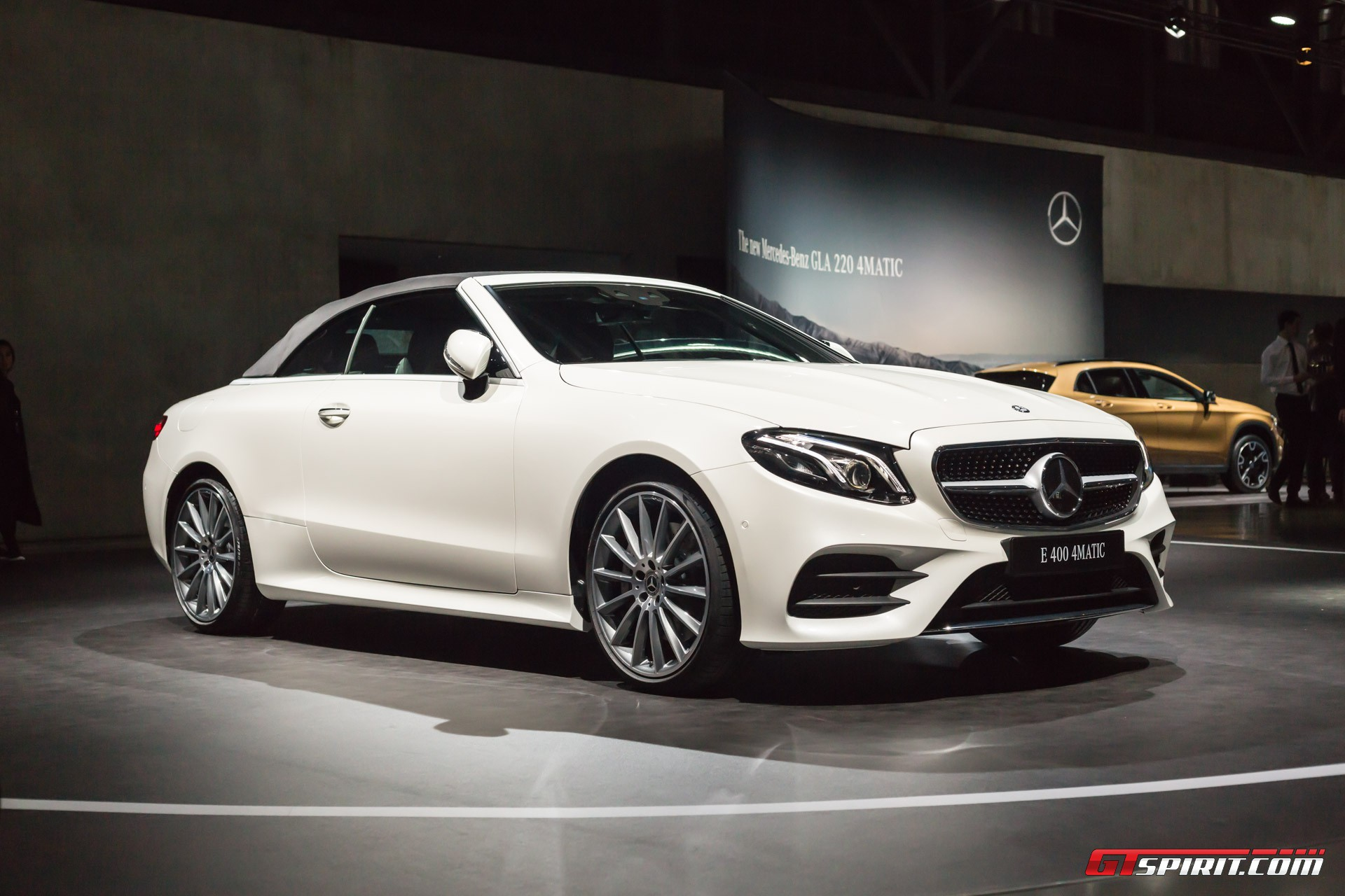 Geneva 2017 mercedes benz e class cabriolet gtspirit for Mercedes benz 2017